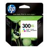 HP 300XL Combo Pack 3-Kleuren (HPCC644E)