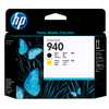 HP 940 Printkop Black/Yellow (zwart/geel) C4900A