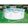product in gebruik Hydrium Pool Set 360 x 120 cm met Pomp