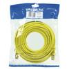 Netwerkkabel FTP CAT6 10 meter Geel