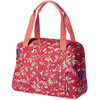 Basil Wanderlust Carry All 18L Vintage Rood