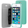 BeHello Book Case Apple iPhone 5/5S/SE Groen