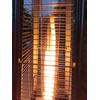 product in gebruik Sears Flameheater Zwart 190 cm