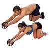 product in gebruik Sculpture Exercise Wheel
