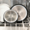 product in gebruik Ingenio Expertise Steelpannenset 4-delig