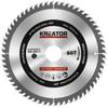 Kreator Zaagblad voor Hout 190x30x2.2mm 60T