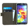 Mobilize Gelly Wallet Book Case Samsung Galaxy S5/S5 Plus/S5 Neo Wit