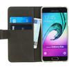 Mobilize Gelly Wallet Book Case Samsung Galaxy A3 (2016) Zwart