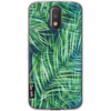 achterkant Softcover Moto G4/G4 Plus Palm Leaves