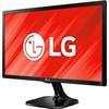 rechterkant LG 24M47VQ + HDMI kabel