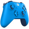linkerkant Xbox One S Draadloze Controller Blauw