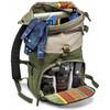 binnenkant Rainforest Medium Backpack RF5350