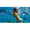 product in gebruik Blue Water Dive Filter