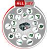visual leverancier PSR 1810 Li-2