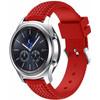voorkant Samsung Gear S3 Silicone Sport Watchband