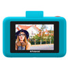achterkant Snap Touch Instant Digital Camera Blue