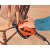 product in gebruik KA161-QS Mouse