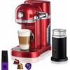 voorkant Nespresso en Aeroccino 5KES0504