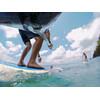 produit en cours d'utilisation GoPro Fixations pour Planches de Surf
