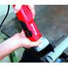 product in gebruik TE-MG 300 EQ