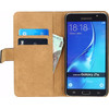 Mobilize Classic Wallet Book Case Samsung Galaxy J7 (2016) Zwart