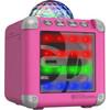 linkerkant Mini Cube 3 CM-3 Roze