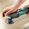product in gebruik PMF 350 CES Multitool
