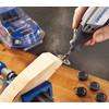 product in gebruik 3000 + 15-delige accessoireset