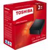 verpakking Canvio for Desktop 2 TB Zwart