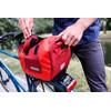 product in gebruik Trunk Bag RC Dark-Chili/Signal-Red