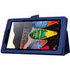 product in gebruik Tab 3 7 inch Folio Case blauw