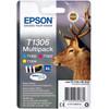 verpakking Epson T1306 XL 3 Color Multipack
