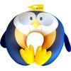 Travel Blue Penguin Fun Pillow