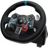 voorkant G29  + Logitech Driving Shifter