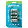 Olight CR123A 4-pack Batterij