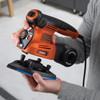 product in gebruik KA280K-QS Auto-Select