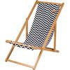 rechterkant Strandstoel Soho Bamboe