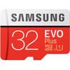 avant Samsung MicroSDHC EVO+ 32 Go 95 MB/S