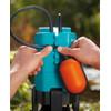 product in gebruik Classic Vuilwaterpomp 7500