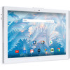 linkerkant Iconia One 10 B3-A40 32 GB Wit