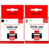 verpakking 350/351XL Multipack voor HP printers