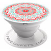 PopSockets Expanding Stand / Grip Aztec Mandala Red