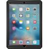 voorkant Defender Case iPad Pro 12,9 inch Zwart