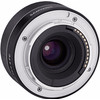 rechterkant 35mm F2.8 AF Sony FE