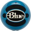 bovenkant Snowball Neon Blue