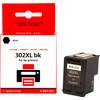 verpakking HP 302 Cartridge Zwart XL (F6U68AE)