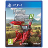 Farming Simulator 17 Platinum Édition PS4