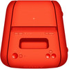 bovenkant GTK-XB60 Rood
