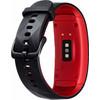 achterkant Gear Fit 2 Pro Zwart/Rood L