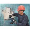 product in gebruik GBH 18 V-EC + Gedore Handtool Set